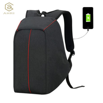how anti theft backpack work